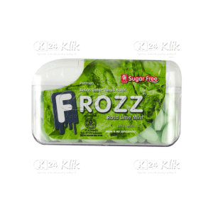 JUAL FROZZ LIME MINT SUGAR FREE
