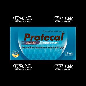 Apotek Online - PROTECAL OSTEO FC CAPL 12S