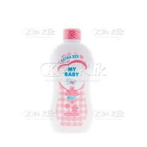 JUAL MY BABY POWDER SWEET FLORAL 100GR
