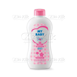 JUAL MY BABY POWDER SWEET FLORAL 250GR