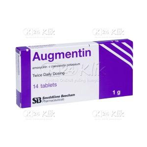 JUAL AUGMENTIN TAB BID 1 G