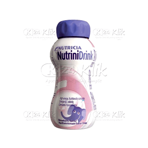 JUAL NUTRINI DRINK MULTI FIBRE STRAWBERRY 200ML