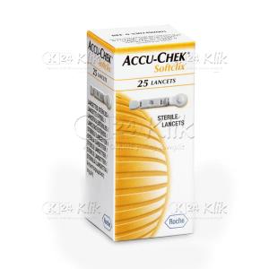 JUAL ACCU CHECK SOFTCLIX LANCET 25'S