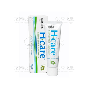 JUAL NELSON H+ CARE CR 30G