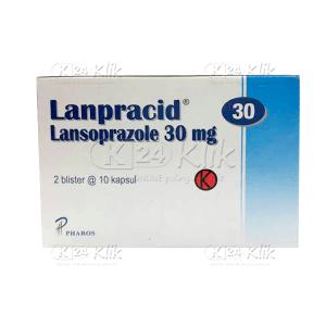 JUAL LANPRACID 30MG CAP 20S