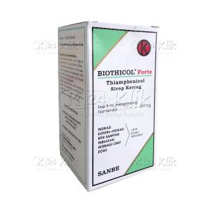 JUAL BIOTHICOL FORTE DRY SYR 60ML 250MG/5ML