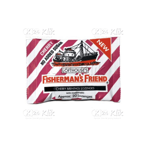 JUAL FISHERMAN'S SUGAR FREE CHERRY