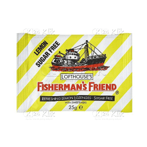 JUAL FISHERMAN'S SUGAR FREE LEMON