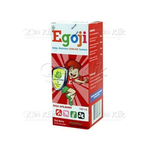 JUAL EGOJI SYR APELBERRY 100ML