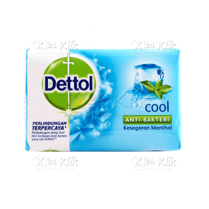 JUAL DETTOL SOAP COOL 110G