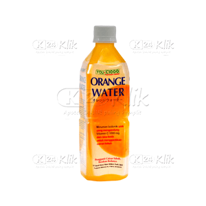 Apotek Online - YOU C 1000 ORANGE WATER 500ML
