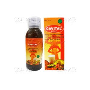 JUAL CAVITAL SYR 100ML