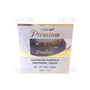 Apotek Online - MELANOX PREMIUM CR 14G
