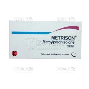 JUAL METRISON 4MG TAB 100S