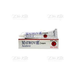 Apotek Online - MATROVIR CR 10G