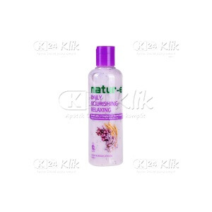 JUAL NATUR E NOURISHING RELAXING LOT 245ML