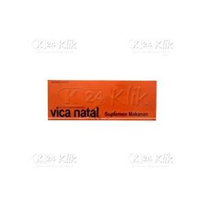 Apotek Online - VICANATAL TAB 100S