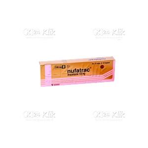 Apotek Online - NUFATRAC 100MG TAB 50S