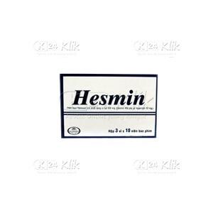 JUAL HESMIN 450/50MG TAB 30S