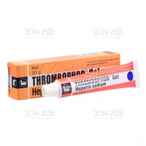JUAL THROMBOPHOB GEL 20G