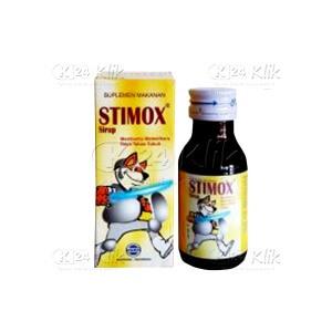 Apotek Online - STIMOX SYR 60ML