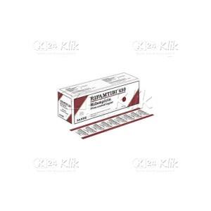 Apotek Online - RIFAMTIBI 450MG TAB 100S