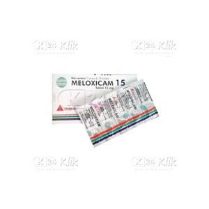 Apotek Online - MELOXICAM DEXA 15MG TAB 50S