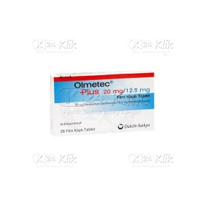 JUAL OLMETEC PLUS 20/12.5MG TAB 30S