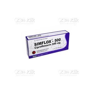 JUAL SIMFLOX 500MG TAB 30S