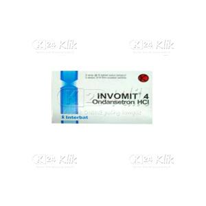 Apotek Online - INVOMIT 4MG TAB