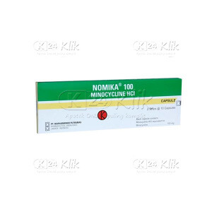 JUAL NOMIKA 100MG CAP 100S
