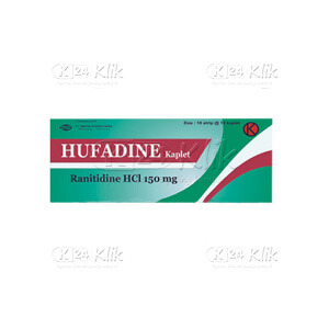 JUAL HUFADINE 150MG TAB 100S