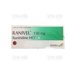 JUAL RANIVEL 150MG TAB 30S