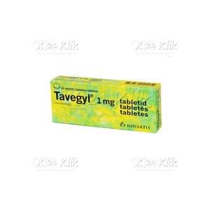 JUAL TAVEGYL 1MG TAB 100S