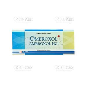 JUAL OMEROXOL TAB 100S