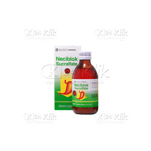 JUAL NECIBLOK SUSP 500 mg/5 ml 200ML