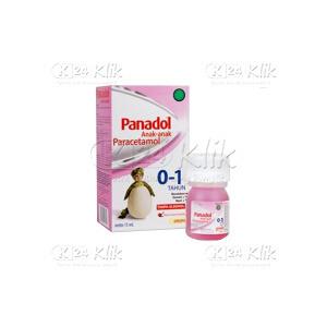 Apotek Online - PANADOL DROP 15ML