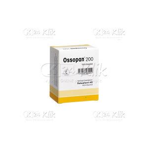 Apotek Online - OSSOPAN 200MG TAB 100S