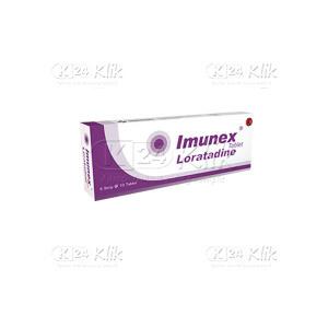 Apotek Online - IMUNEX 10MG TAB 50S