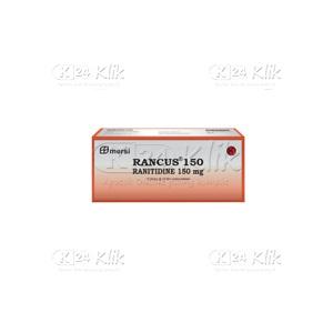 JUAL RANCUS 150MG FC TAB 100S