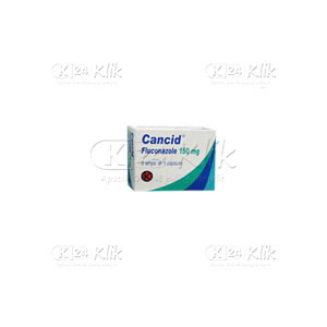 JUAL CANCID 150MG CAP 5S