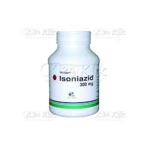ISONIAZIDE/INH INDO FARMA 300MG TAB 1000S