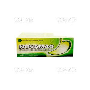 Apotek Online - NOVAMAG CHEW TAB 100S