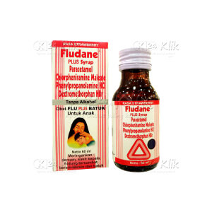 JUAL FLUDANE PLUS SYR 60ML