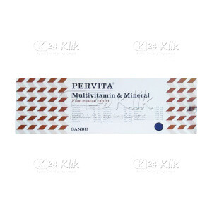 Apotek Online - PERVITA CAP