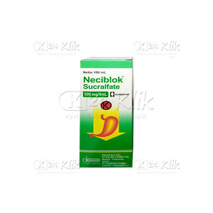JUAL NECIBLOK SUSP 500 mg/5ml 100ML