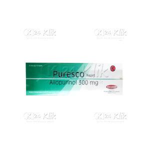 JUAL PURESCO 300MG TAB 100S