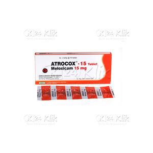 JUAL ATROCOX 15MG TAB 20S