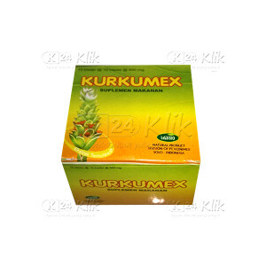 JUAL KURKUMEX TAB 100s