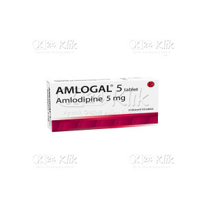 JUAL AMLOGAL 5MG TAB 30S